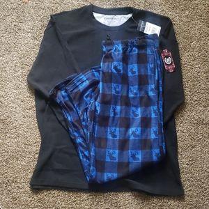 Met men's XXL  pajama set